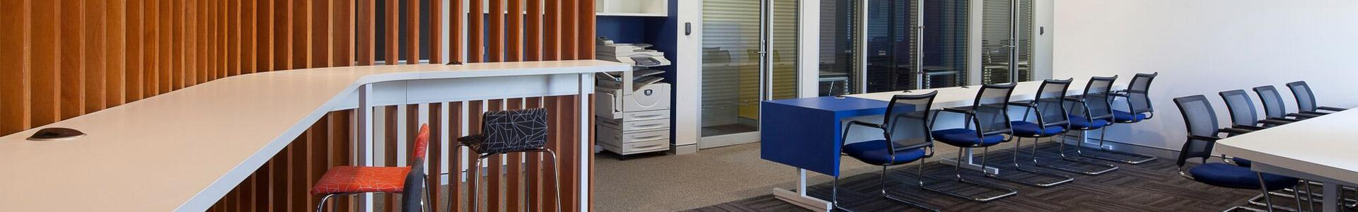 Corporate Interior Projects Key Projects
