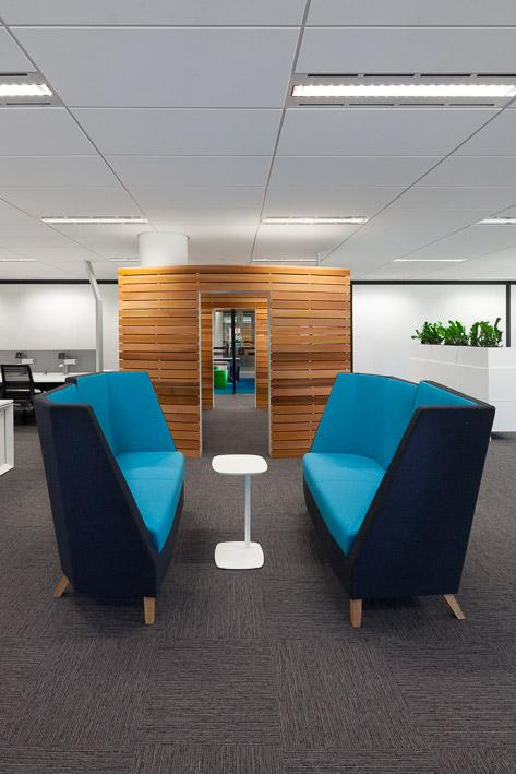 Key projects corporate interior projects - Haier america corporate office ...