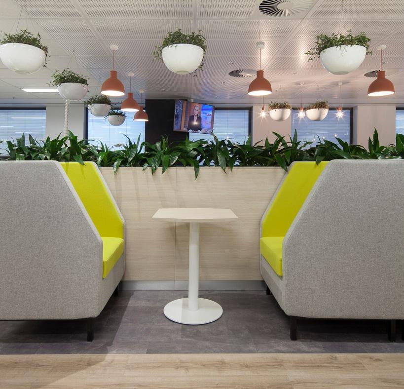Corporate & Commercial Office Fit Outs